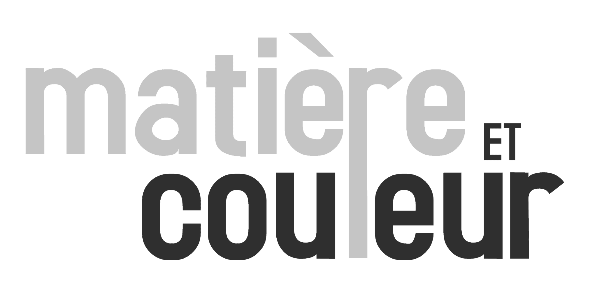 Matière et Couleur
